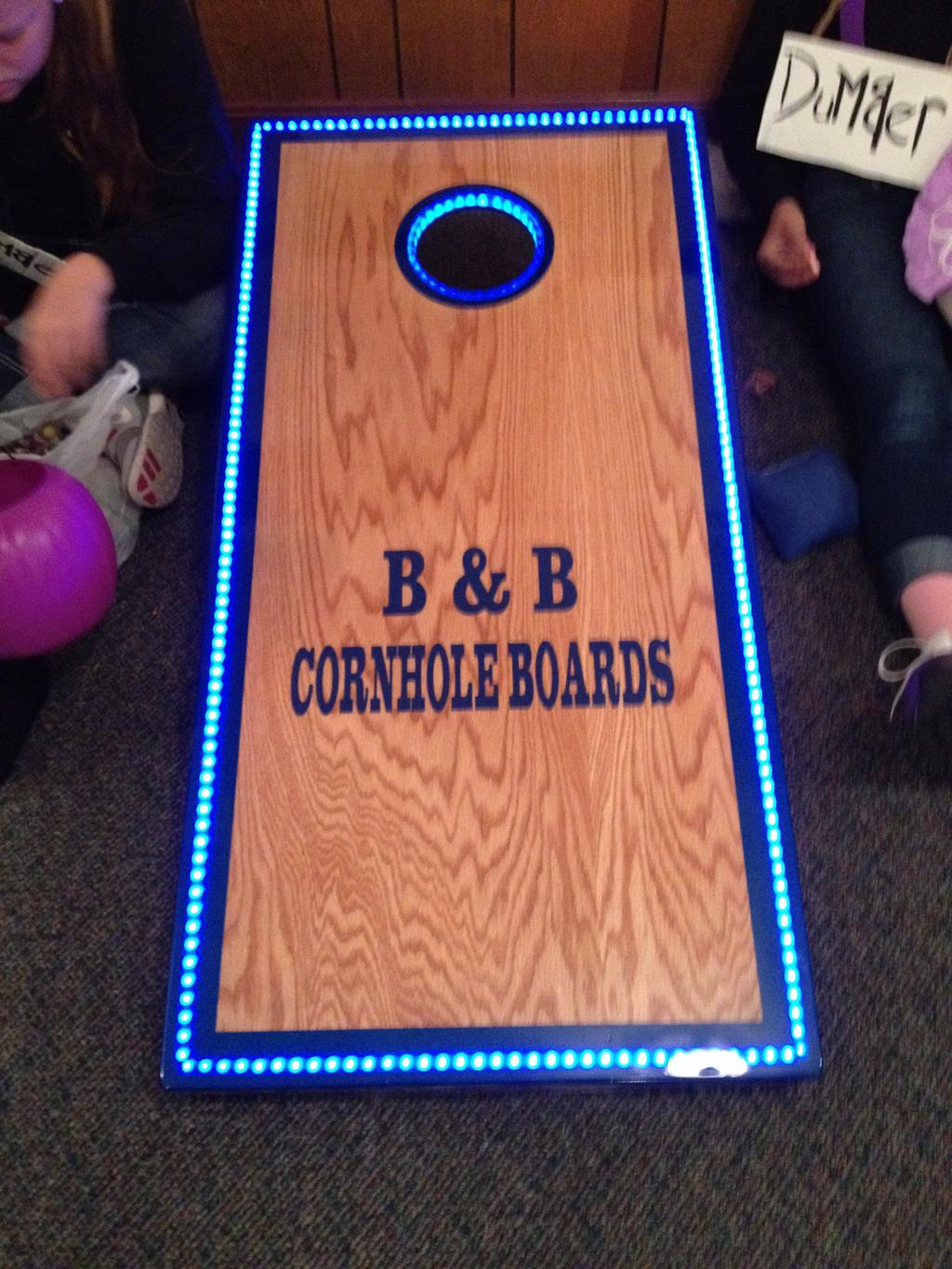 LED light up Boards